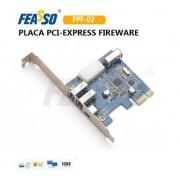 PLACA PCI-E FPF-02 FIREWIRE IEEE 1394 3+1P PCI-EXPRESS