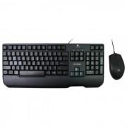 Kit Teclado + Mouse Gamer Logitech Gaming Combo G100