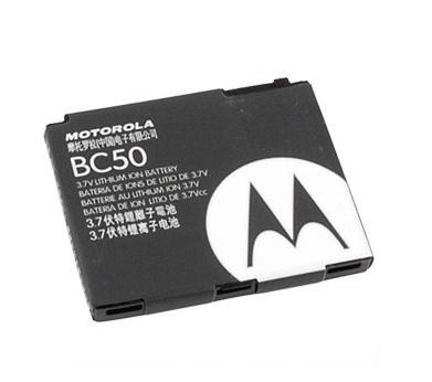 Bateria BC50 Motorola Z6 Z3 V3X U3 L7 L6 EM35 K1