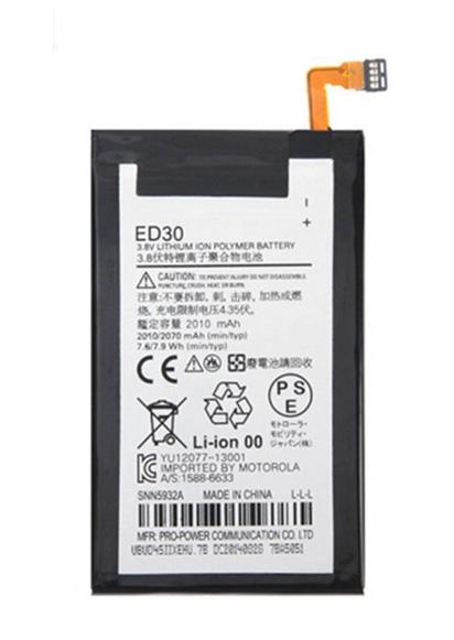 Bateria ED30 2010mAh SNN5932A Motorola Moto G XT1032