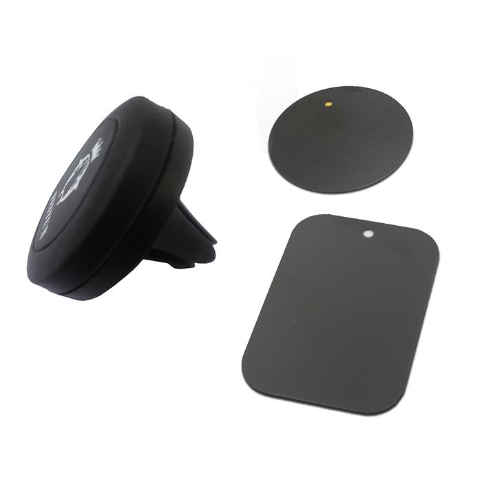 Suporte Veicular Universal Magnético Imã Montável P / Celular - FA0064