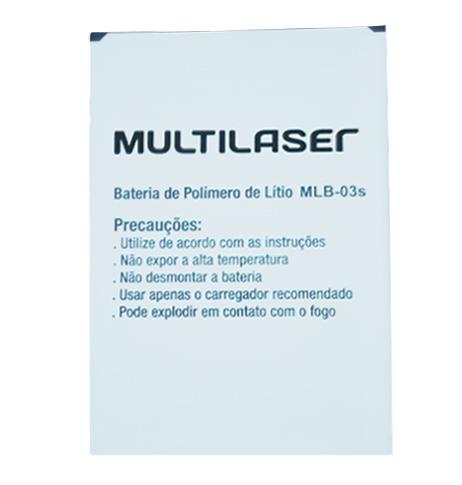 Bateria Celular Multilaser Ms55 4.35v 2500mAh - MLB - 03S