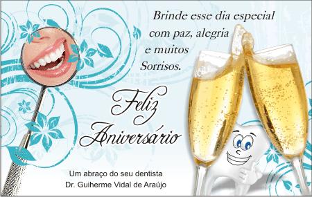 Cartão de Aniversário - Ref. 1505