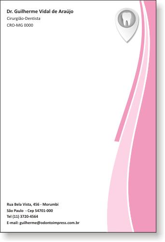 Receituário - Ref. 2590