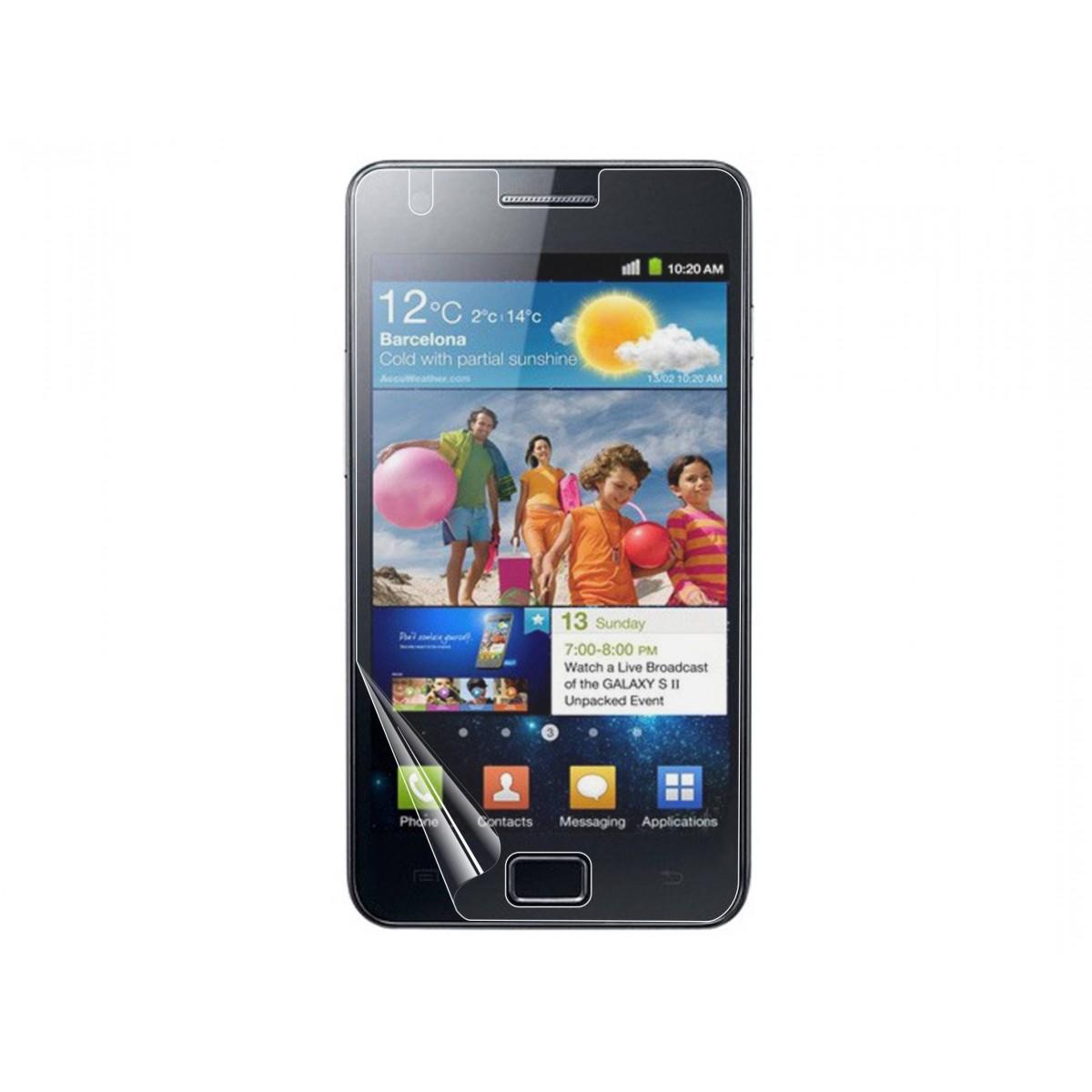 Pelicula Protetora para Samsung Galaxy S2 i9100 Fosca