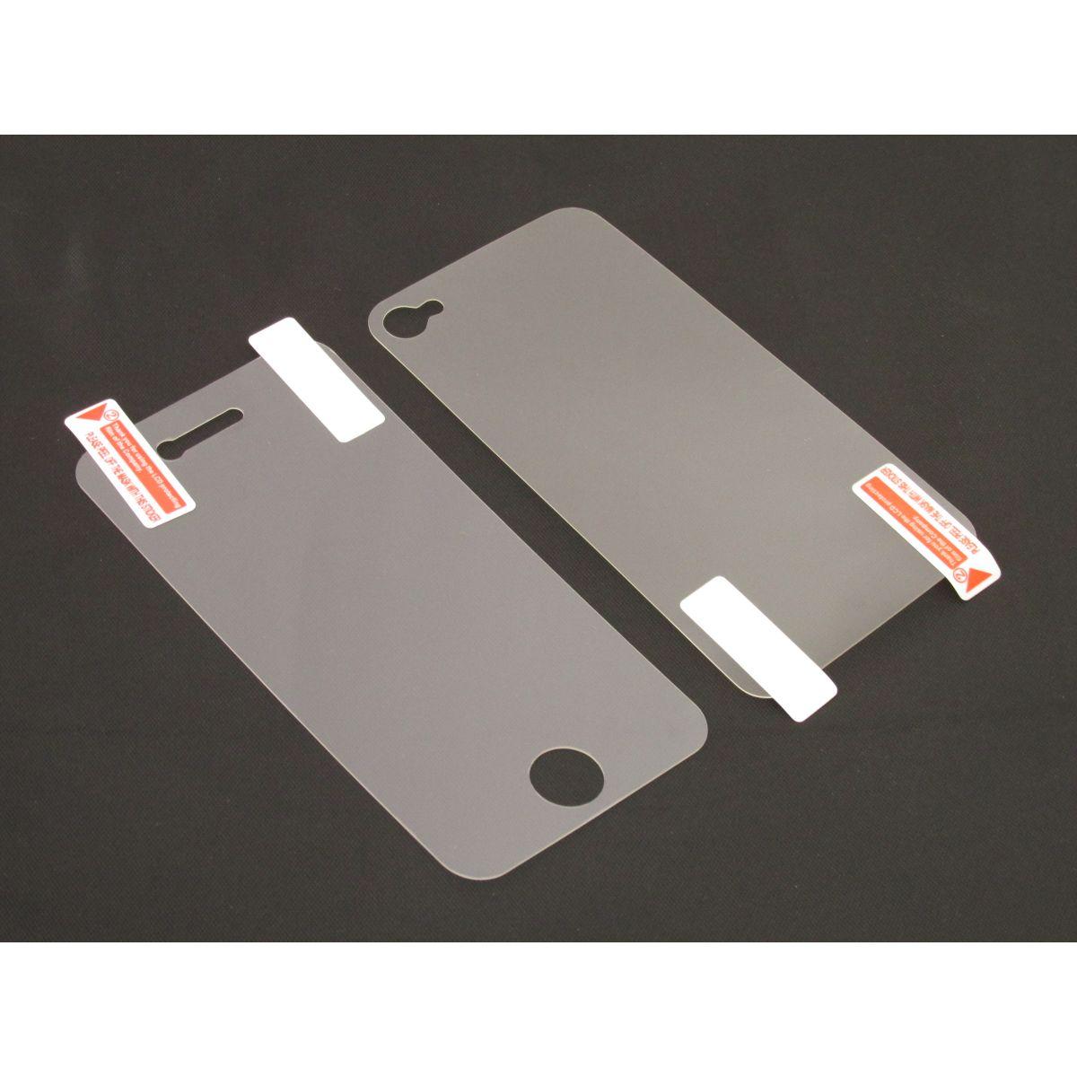 Pelicula Protetora para Iphone 4 4S Frente e Verso Fosca