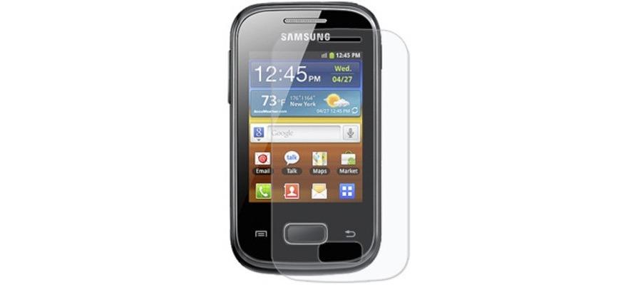 Pelicula Protetora para Samsung S5300 S5302 Galaxy Pocket - Fosca