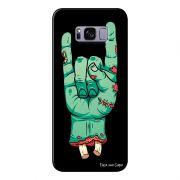 Capa Personalizada para Samsung Galaxy S8 Plus G955 Rock'N Roll - AT06