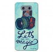 Capa Personalizada para LG G6 H870 Câmera Fotográfica - VT16