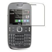 Pelicula Protetora para Nokia Asha 302 N302 Transparente