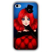 Capa Personalizada Exclusiva Apple Iphone 4 / 4s - DE05
