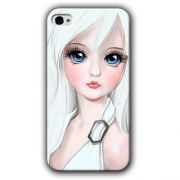 Capa Personalizada Exclusiva Apple Iphone 4 / 4s - DE06