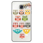 Capa Transparente Personalizada Exclusiva Samsung Galaxy A7 2016 SM-A710 - TP22