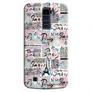 Capa Personalizada Exclusiva LG K10 TV K430DSF Paris - CD27