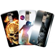 Capa Personalizada Exclusiva LG K8 K350DS