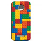 Capa Personalizada Exclusiva Motorola Moto Z Lego - TX08