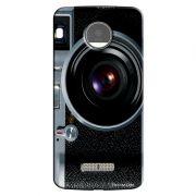 Capa Personalizada para Moto Z Play 5.5 XT1635 Câmera Fotográfica - TX51
