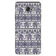 Capa Personalizada para Samsung Galaxy A9 A910 Elefantes - PE69
