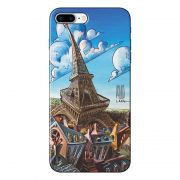 Capa Personalizada para Iphone 7 Plus Paris - DE23
