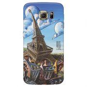 Capa Personalizada para Galaxy S6 Paris - DE23