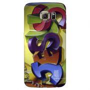 Capa Personalizada para Galaxy S6 Jesus - DE24