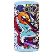 Capa Personalizada para Galaxy S6 Amor - DE26