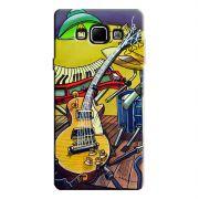 Capa Personalizada para Galaxy A5 Guitarra - DE25