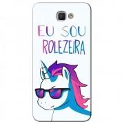 Capa Personalizada para Samsung Galaxy J5 Prime - Eu sou Rolezera - ME04