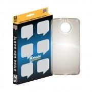 Capa TPU Premium para Motorola Moto G5S Plus