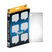 Capa TPU Transparente Premium para Sony Xperia XA1