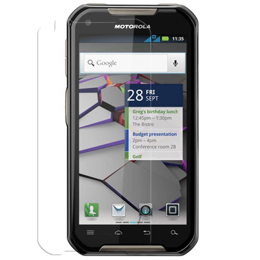 Pelicula Protetora para Motorola Nextel Iron Rock 3g Xt626 Fosca