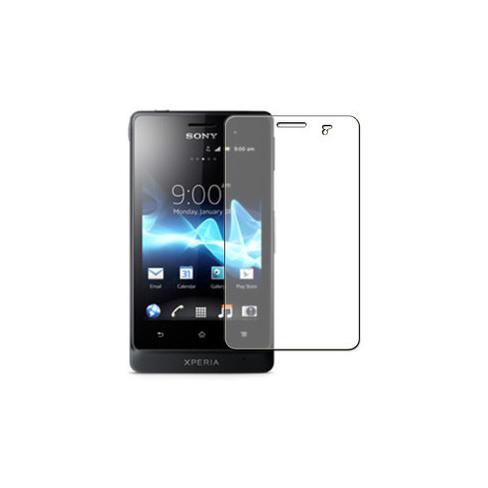 Pelicula Protetora para Sony Ericsson Xperia Go St27i Transparente