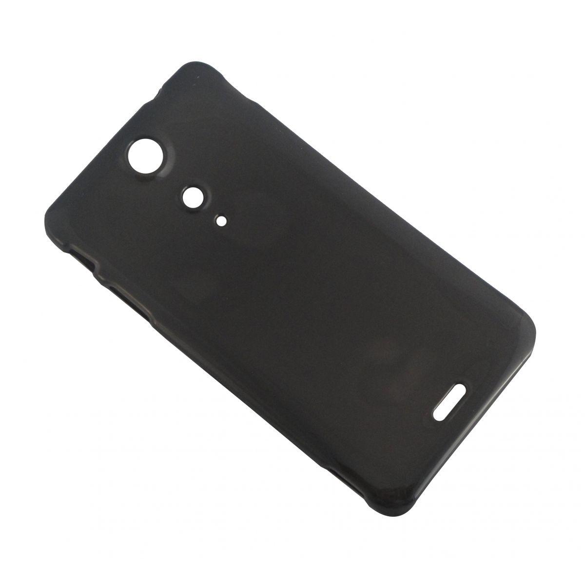 Capa de TPU para Sony Xperia Lt29i Xperia TX GX + Pelicula Grafite