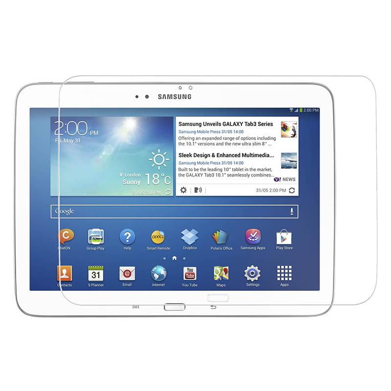 Pelicula Protetora para Samsung Galaxy Tab 3 10.1 P5200 P5210 Transparente
