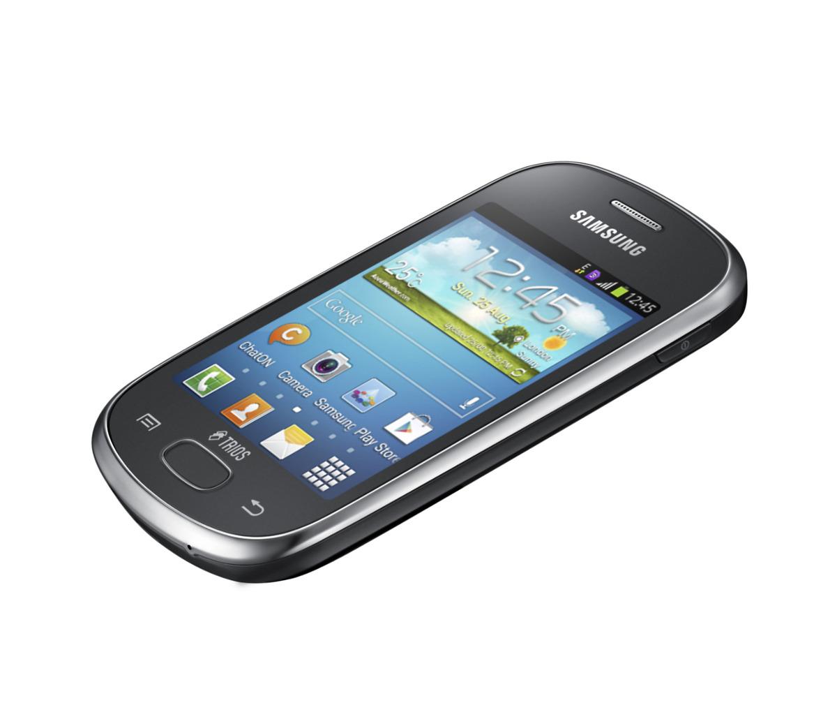 Pelicula Protetora para Samsung Galaxy Star Trios S5282 S5283 Transparente
