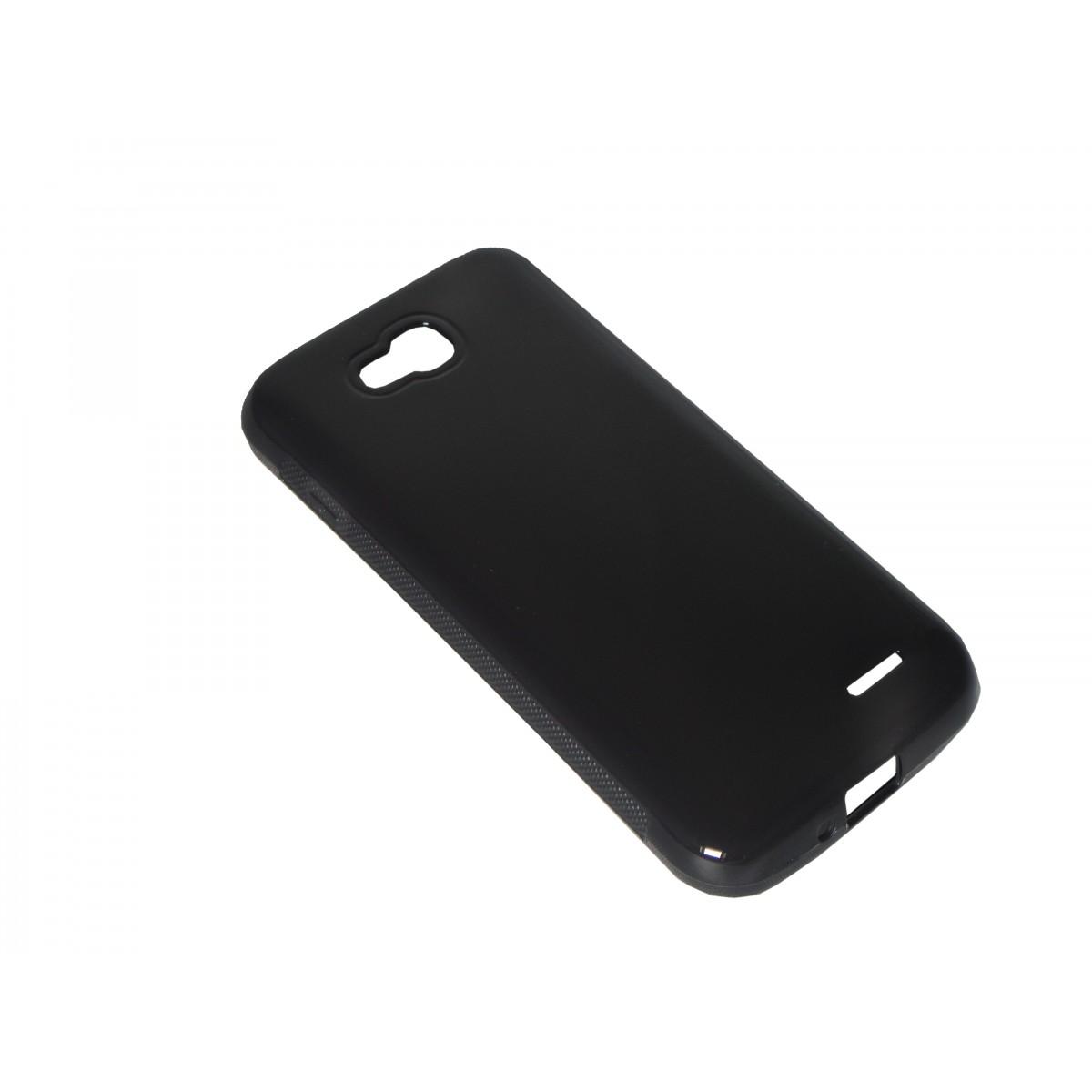 Capa de Tpu para LG L90 D410 Dual Chip  Pelicula Grafite
