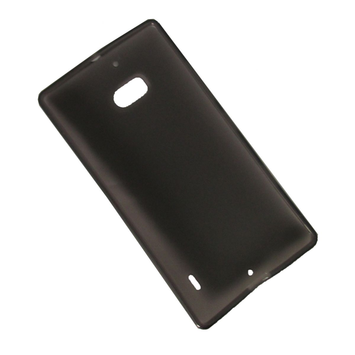 Capa de Tpu para Nokia Lumia Icon 929 930 N929 N930 + Pelicula Grafite