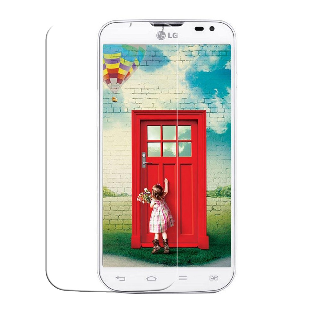Pelicula Protetora para LG L90 D410 Dual Chip Transparente
