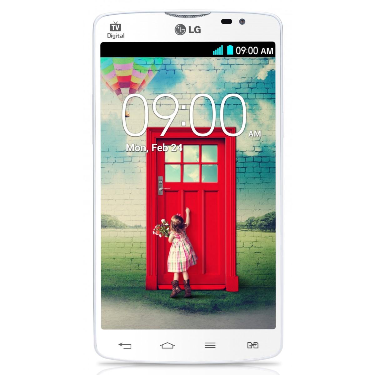 Pelicula Protetora LG L80 D385 Fosca