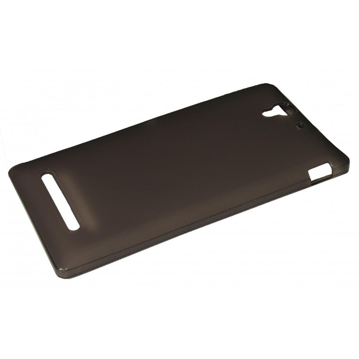 Capa de Tpu para Sony Xperia C3 D2533 D2502 Grafite
