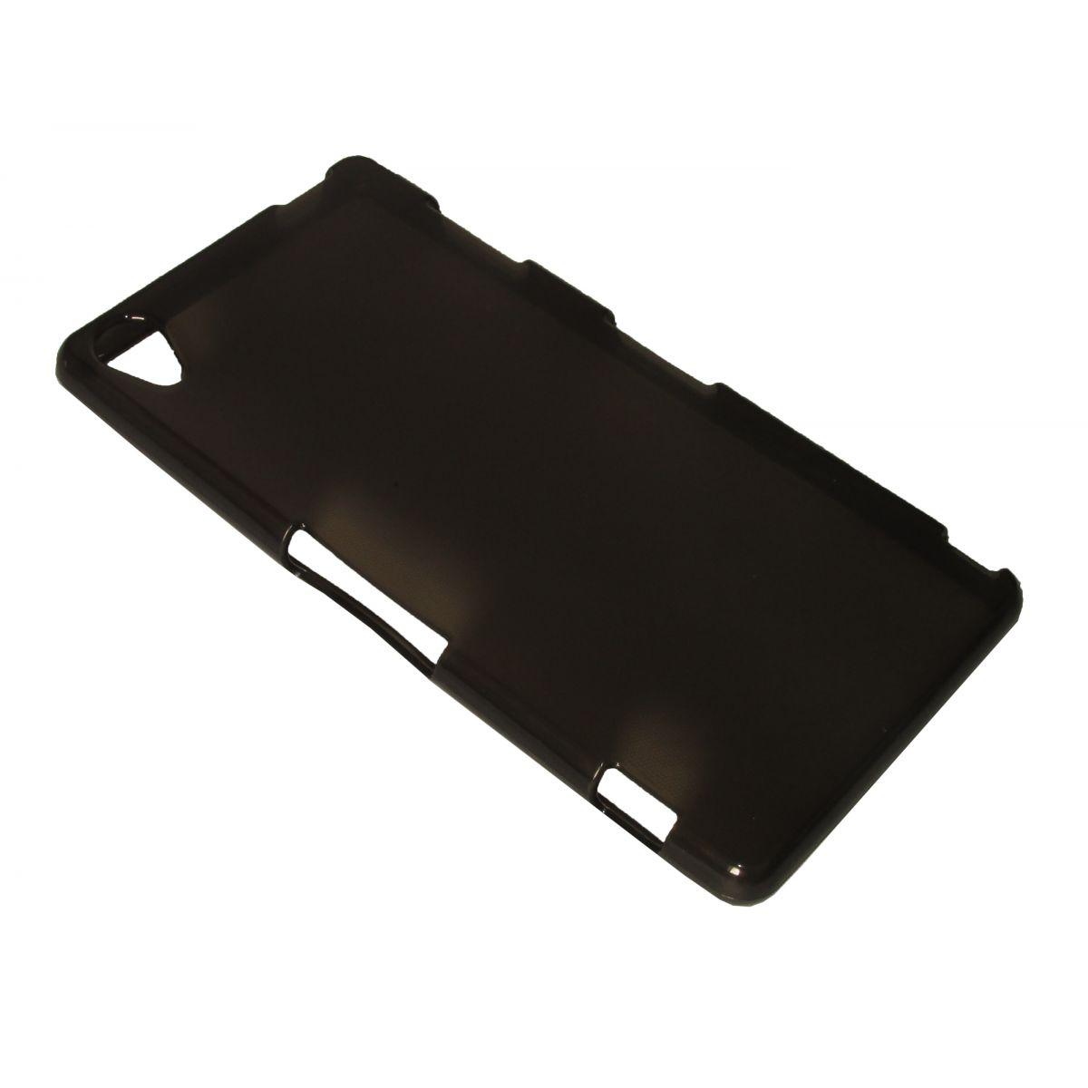 Capa de Tpu para Xperia Z3 D6603 D6643 D6653 D6616 Grafite