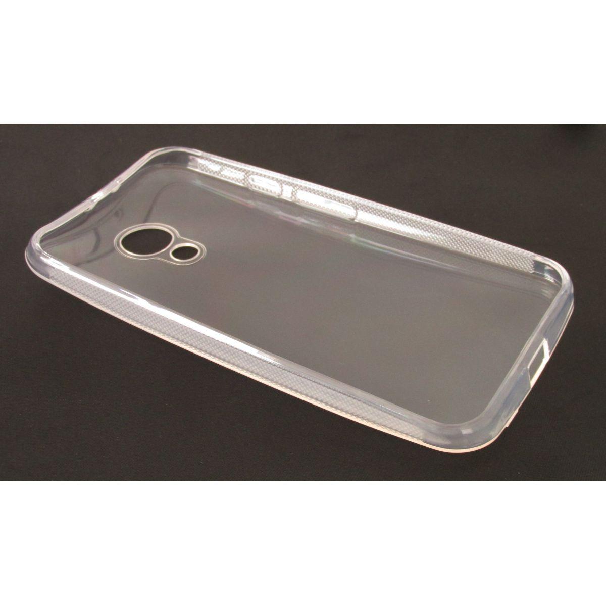 Capa de Tpu Motorola Novo Moto G2 Segunda Geração Xt1069 Xt1068 + Pelicula Transparente