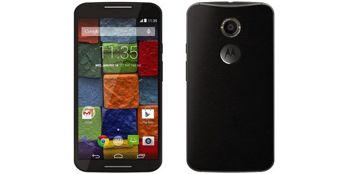 Pelicula Protetora Motorola Moto X2 XT1096 XT1097 Transparente