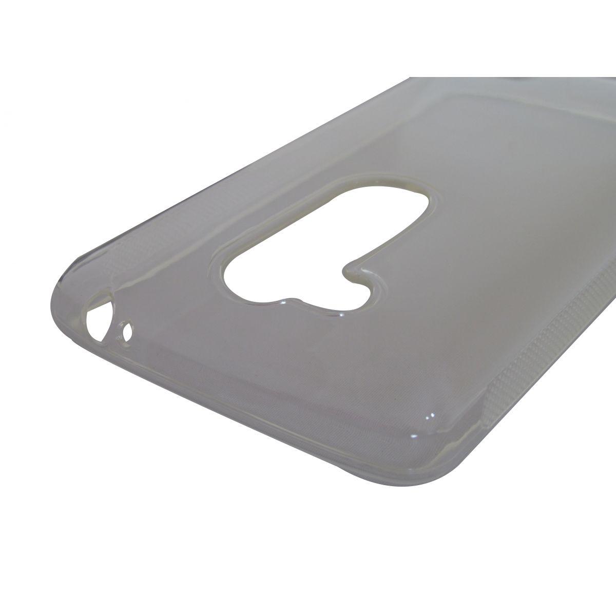 Capa de TPU Top Premium Lg G2 Lite D295 D295f Transparente