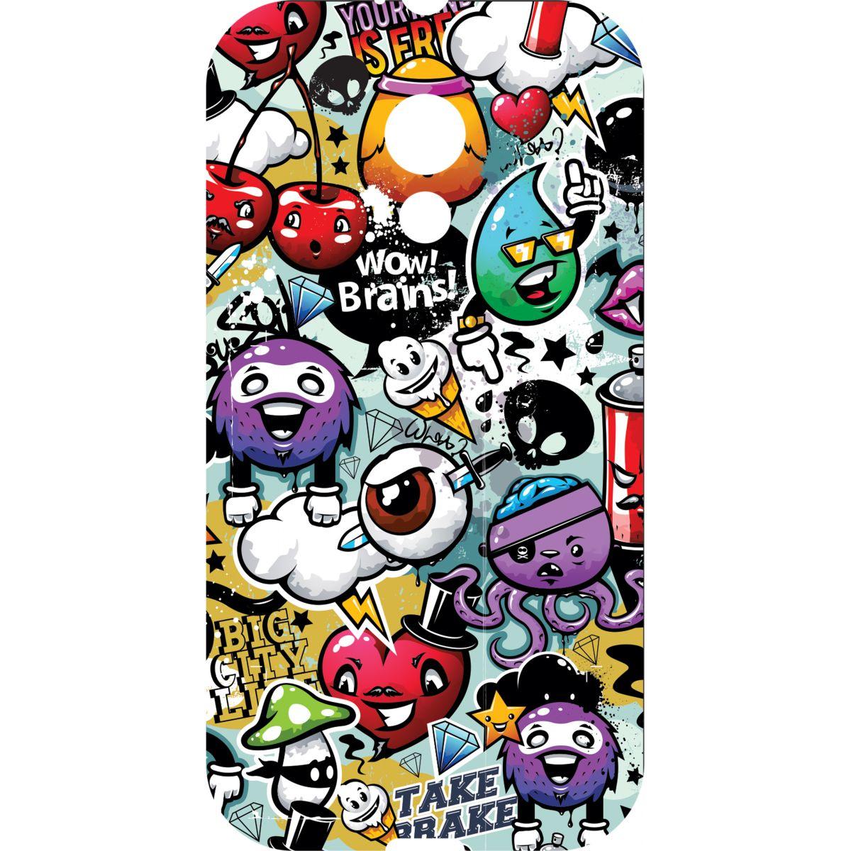 Capa Personalizada Exclusiva Motorola Moto G2 Xt1069 Xt1068 - AR45