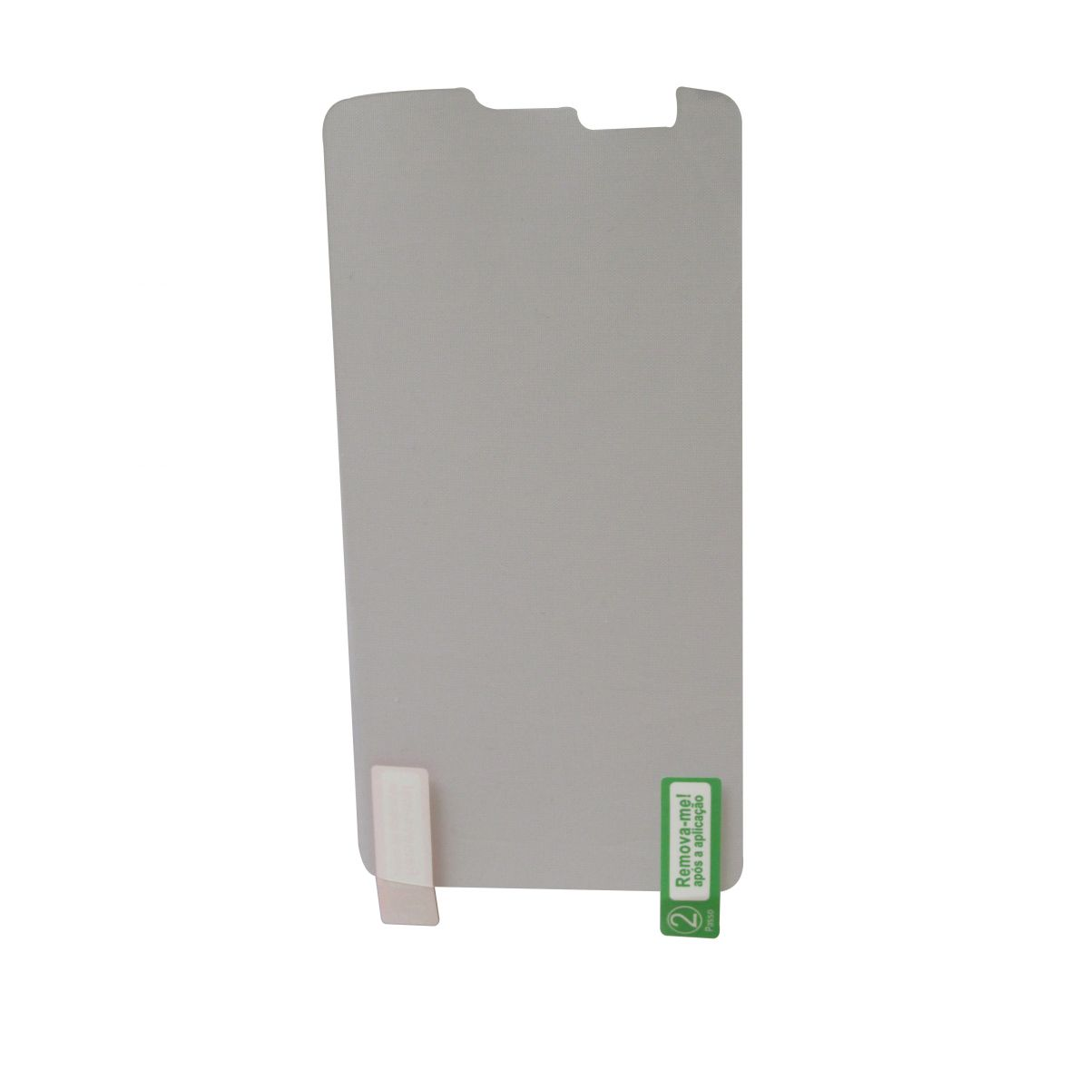 Pelicula Protetora para Lg L Prime D337 D335 Com Tv Digital Transparente