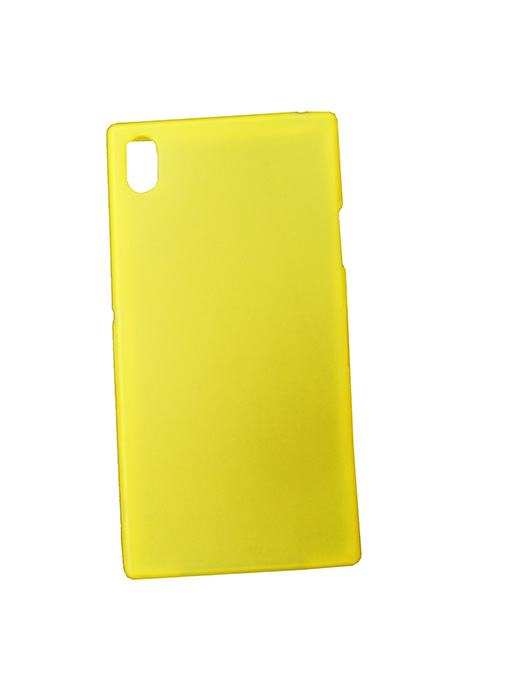 Capa Ultra Slim para Sony Xperia Z1 C6903 C6902 L39h + Película Amarela