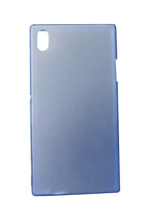 Capa Ultra Slim para Sony Xperia Z1 C6903 C6902 L39h + Película Azul