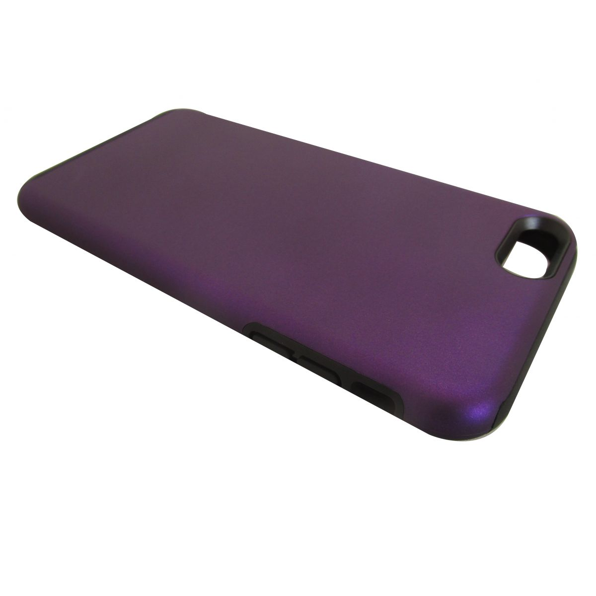 Capa Impacto Duo Para Iphone 6 Plus Intelimix Roxo
