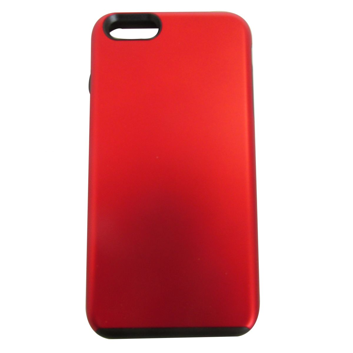 Capa Impacto Duo Para Iphone 6 Plus Intelimix Vermelha